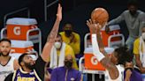 Carmelo Anthony leads Lakers to first win, despite Ja Morant's 40 points