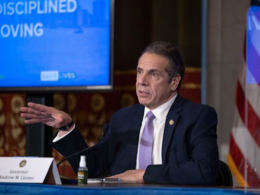 Details revealed about attorney general investigation of Cuomo sex harassment claims