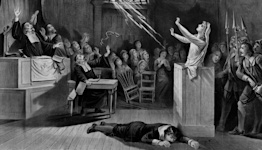 Fact check: Witches weren't burned at the stake in American colonies, historians say