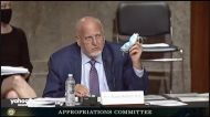CDC Director Redfield suggests masks may be more effective than a coronavirus vaccine