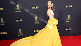 The Most Glamorous Looks from the Emmys Red Carpet 2021