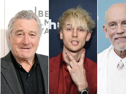 Robert De Niro, Machine Gun Kelly, John Malkovich to Star in Thriller 'Wash Me in the River'