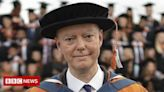 Chris Whitty awarded honorary doctorate by University of Plymouth
