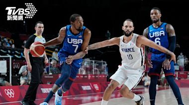 夢幻隊變噩夢!美國男籃首戰76比83輸法國隊