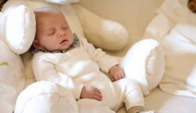 See the adorable new photos of Luxembourg royal baby Prince Charles
