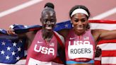 Teenager Athing Mu is first American woman to win Olympic 800m gold since 1968