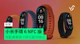 小米手環 6 NFC 版 搭配萬事達卡將在歐洲推出