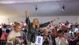 This Record Breaking Wine Auction Reshapes Lives