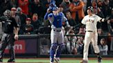 Giants observations: Controversial check swing ends NLDS Game 5 vs. Dodgers