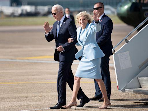 Jill Biden calls Joe Biden her family's 'anchor'; Zayn Malik, more stars celebrated on Father's Day
