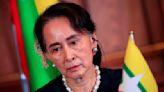 Myanmar's Suu Kyi denies junta charge of incitement to cause alarm - media