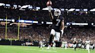 Raiders beat Ravens in OT on strip sack, walk-off TD