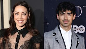 Aubrey Plaza Shares Hilarious Story Of Sliding Into Joe Jonas's DMs For Free Concert Tickets— Watch