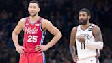 76ers not interested in a Ben Simmons-for-Kyrie Irving trade for now, per report