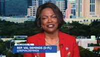Val Demings says 'Marco Rubio doesn't show up' for Floridians