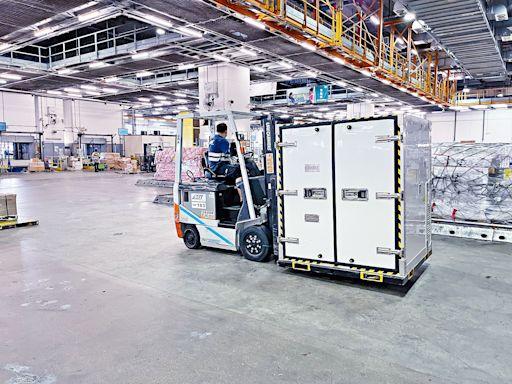 新聞追擊 疫情推動冷鏈物流 國泰研發流動凍櫃