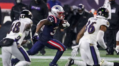Patriots Mailbag: Damien Harris or the offensive line the driving force behind run game?