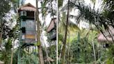 I stayed in a Bali tree house for under $35 per night, and it felt like a fairy-tale