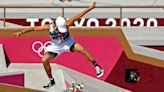 Team USA's Jagger Eaton wins bronze in first Olympic skateboarding event