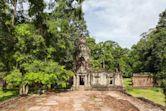 The Royal Palace, Angkor Thom