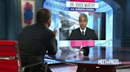 Surgeon General: 'Our enemy is the virus, it is not each other'