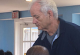 Daredevil Bill Murray steals a man's fries and gets away with it