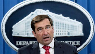 Senior DoJ official to exit amid outcry over seizure of Democrats' records