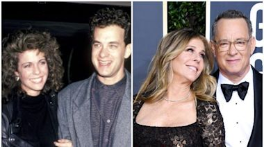 Tom Hanks and Rita Wilson are a rare Hollywood couple married for over 30 years - here's a timeline of their relationship