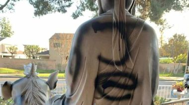 Six Buddhist temples vandalized across Little Saigon this month