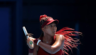 Naomi Osaka Wins First Tennis Match at Olympics After Lighting Olympic Cauldron