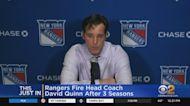 New York Rangers Fire Head Coach