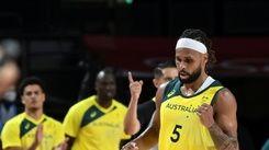 澳洲與美爭東奧男籃金牌戰門票 老將米爾斯充滿信心