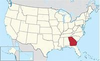 Georgia (U.S. state) - Simple English Wikipedia, the free ...