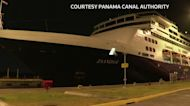 Trump urges Florida to welcome virus-hit cruise ship