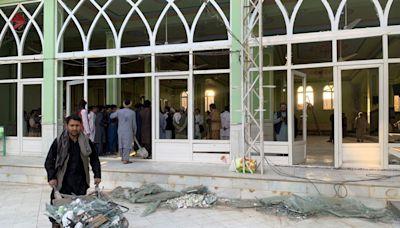 阿富汗清真寺遇襲41死70傷 伊斯蘭國宣稱犯案 | 中央社 | NOWnews今日新聞