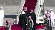 Gulf leaders arrive for key Saudi Arabia summit