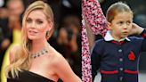 Princess Charlotte Looks Exactly Like Her Cousin Lady Kitty Spencer As A Kid