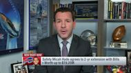 Rapoport: Bills, Micah Hyde agree on two-year extension worth up to $19.25M