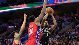 Nets' Kevin Durant reflects on win over 76ers, says he has to 'be ready to do anything on the offensive end'
