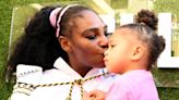 Serena Williams, daughter Olympia model matching outfits: 'Got it from mama'