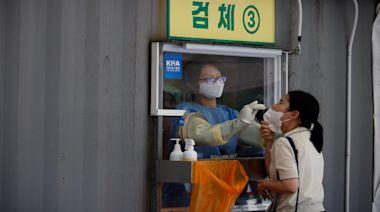 變種檢出率近五成!南韓一周激增719例Delta│TVBS新聞網
