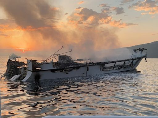 Captain in Conception dive boat fire indicted on 34 counts of manslaughter