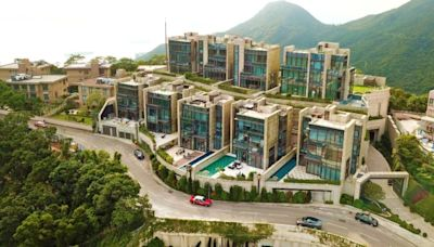 信報地產投資 -- 海航山頂TWELVE PEAKS海景洋房5.1億放售