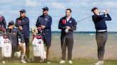 There's no USA in 'team' — or at least there hasn't been during foursomes at previous Ryder Cups