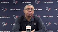 Why Texans head coach David Culley only sees the positive