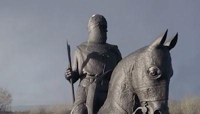 Alex Salmond: SNP attacks 'embarrassing' Robert the Bruce campaign ad by Alba