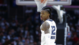 Ja Morant still has chip despite hot start: 'It took me averaging 35 points a game to finally get some All-Star recognition'
