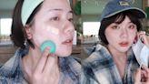 拿下口罩不沾粉~口罩底妝技巧拆解,加映5支超持久粉底液