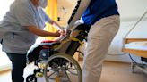 41 percent of American nursing home and long-term care workers aren't fully vaccinated