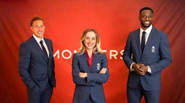 【東京奧運】英國代表團型look登場 深藍西裝端莊大方